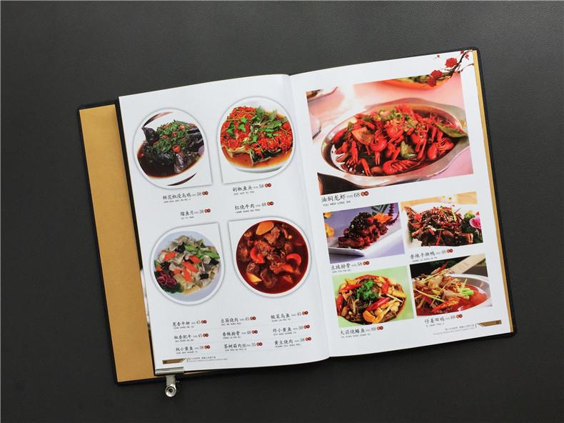 中餐菜谱设计-菜谱制作价格-套餐菜谱设计