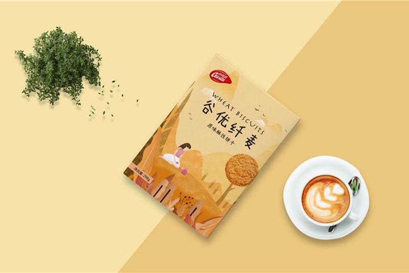 【昆明食品包装设计】 饼干产品包装设计制作