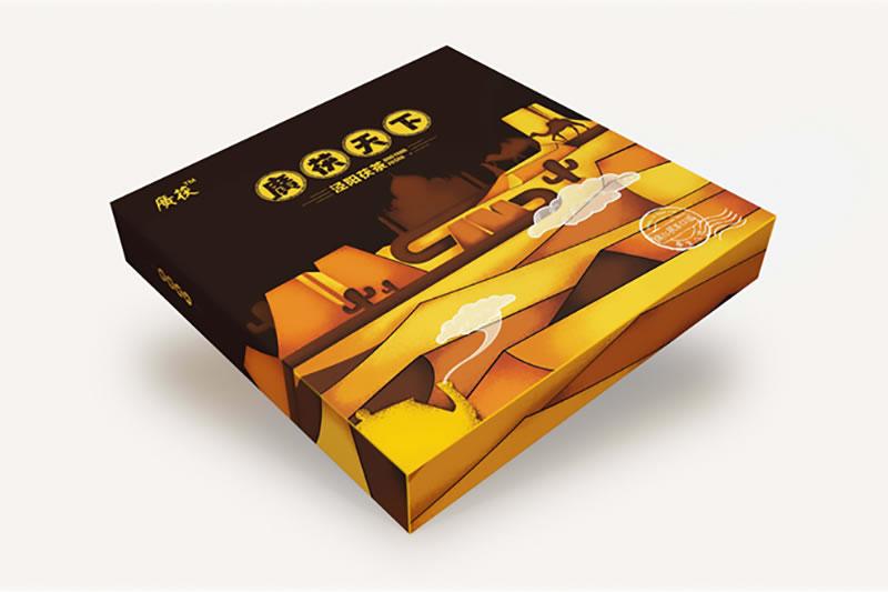 【茯茶品牌包装设计】昆明茶叶包装设计 茶叶包