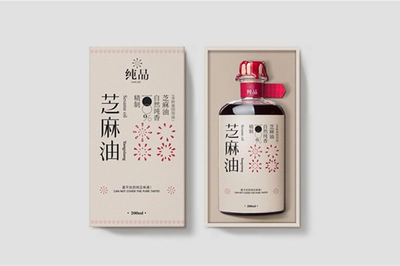 如何靠标签瓶贴纸设计 让产品脱颖而出-这组创意
