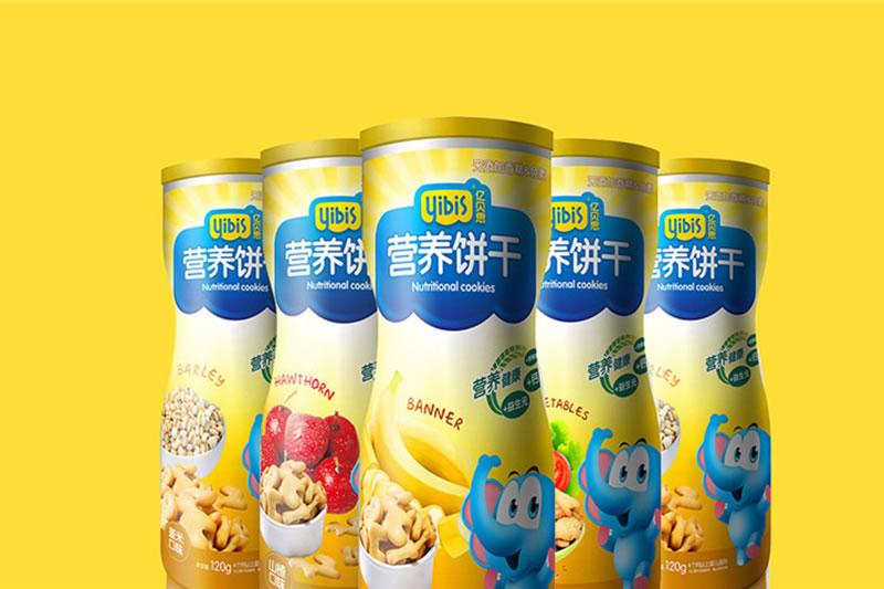 昆明包装设计公司做过的创意饼干食品包装设计