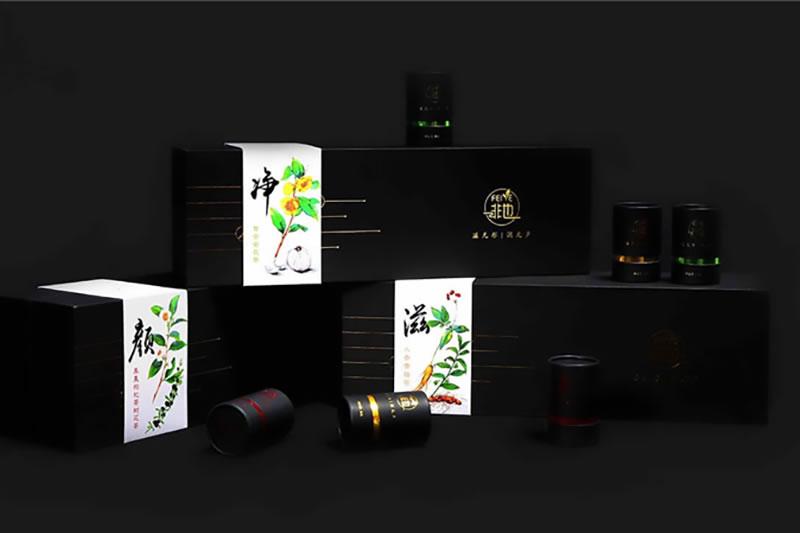 创意茶叶盒外包装设计-那些让你一眼倾心的优秀