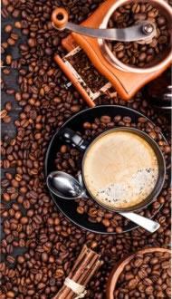 咖啡厅菜单设计图片大全-奶茶甜品咖啡店设计点