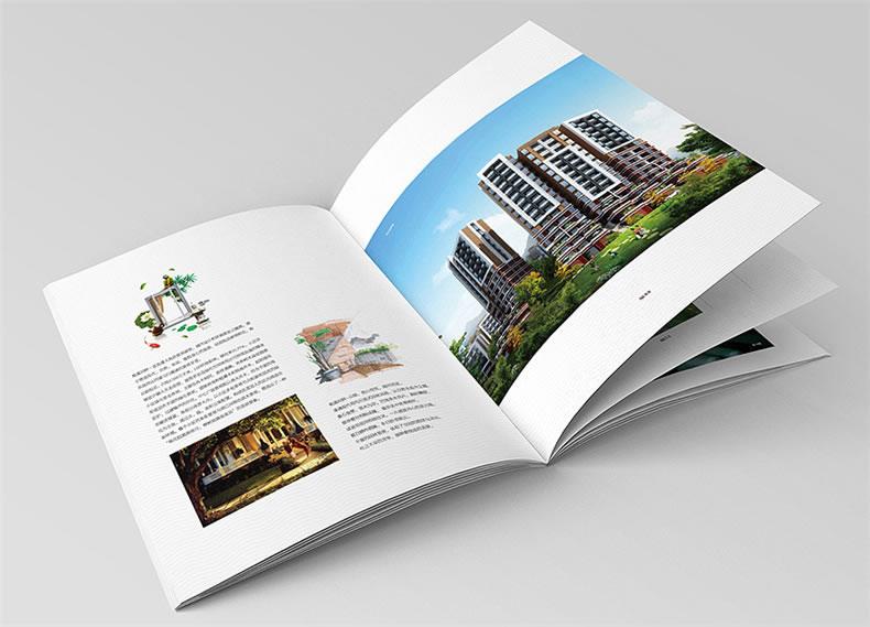 设计地产楼书一般多少钱1p-楼书设计价格是多少