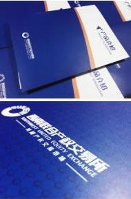 西南产交所宣传画册设计
