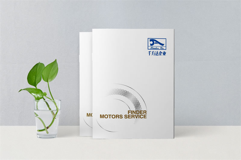 优秀的企业画册制作都需要做好画册设计的风格