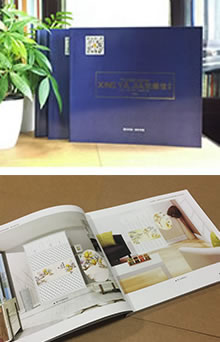 装饰公司宣传画册设计制