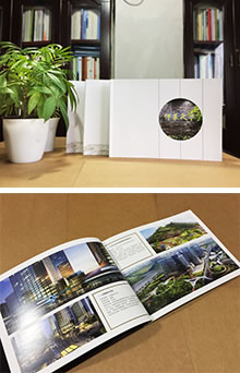 宣传册版式设计-企业画册
