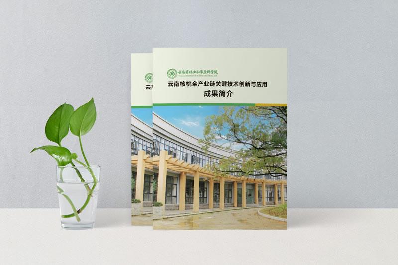 农产品宣传画册设计制作
