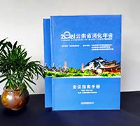 会议指南手册设计制作-公